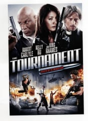 The Tournament movie poster promo artwork